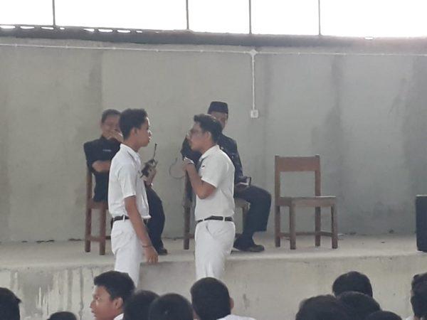 Penajaman pelaksanaan TATIB terutama pada kasus Bullying