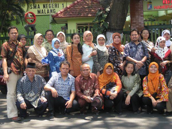 Foto Kenangan Th 2009 di Suramadu