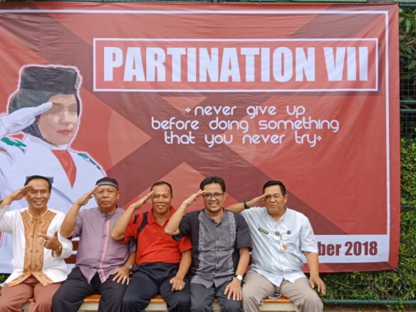 Partination VII 21 September 2018